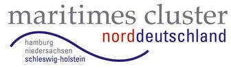 Logo Maritimes Cluster Norddeutschland